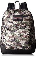 JanSport Black Label Superbreak Backpack - 1550cu in Multi Floral Camo