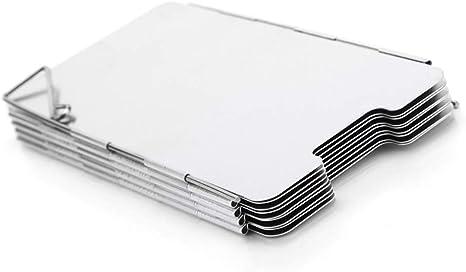 Quemador portátil plegable de 9 placas parabrisas para ...