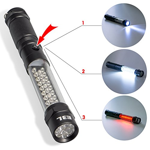 E3L Multi function Flashlight Emergency Roadside