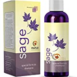 Vitamin Shampoo for Dandruff + Hair Loss - Anti Dandruff Sulfate Free...
