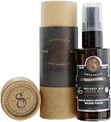 Suavecito Premium Blends Beard Oil