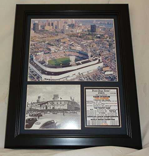 11X14-FRAMED-TIGER-BRIGGS-STADIUM-1912-1999-WORLD-SERIES-CHAMPIONS-8X10-PHOTO