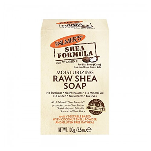 Palmers Shea Butter Formula Soap Bar with Vitamin E - 3.5 Oz (Pack of 3)