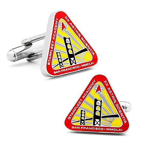 Star Trek Star Fleet Academy cufflinks