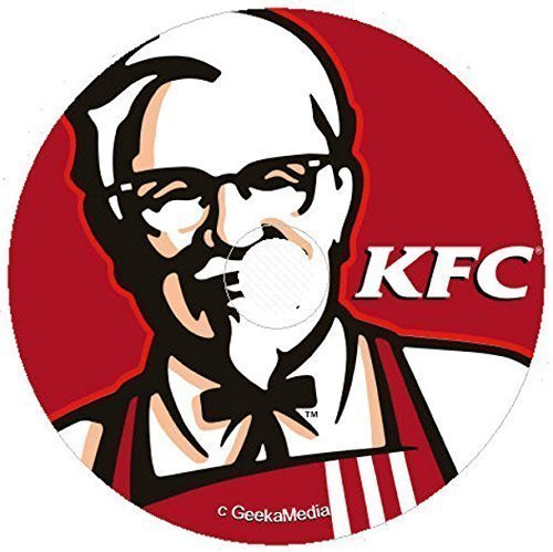 Authentic Kentucky Fried Chicken Recipes on CD