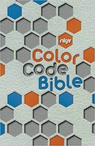 The NKJV, Color Code Bible, Leathersoft, Multicolor: Thomas