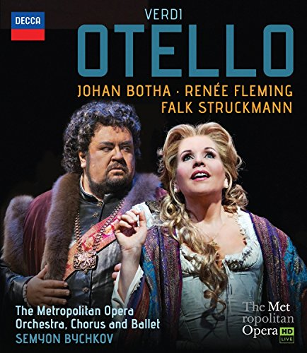 Fleming / Botha / Metropolitan Opera Orchestra (Blu-ray)