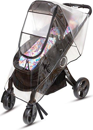 Ritmart Stroller Rain Cover Universal + Mosquito Net || Baby