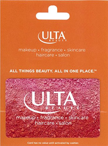 Ulta Beauty  25 Gift Card