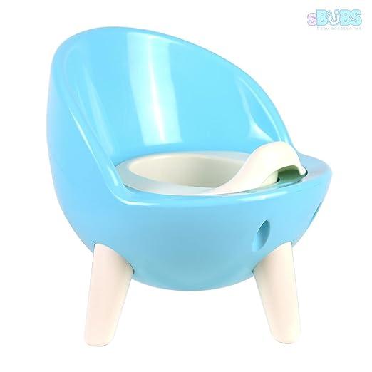 10 opinioni per Vasino Poltroncina Per Bambini Con Coperchio- Alta Igienici Posteriore Di