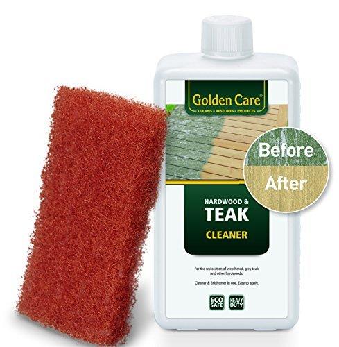 Golden Care Teak Cleaner by Golden Care