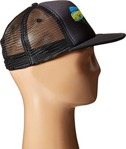 2953e6ad69a ... shopping quiksilver waterman mens bilge trucker hat black one size buy  1cf08 8626d ...