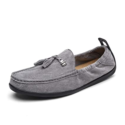 Daniel Mens Leather Comfort Driving Car Soft Loafers Casual Shoes