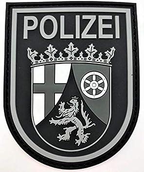 Parche de Goma para policía de Renania: Amazon.es: Coche y moto
