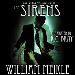 The Midnight Eye Files: The Sirens Audiobook
