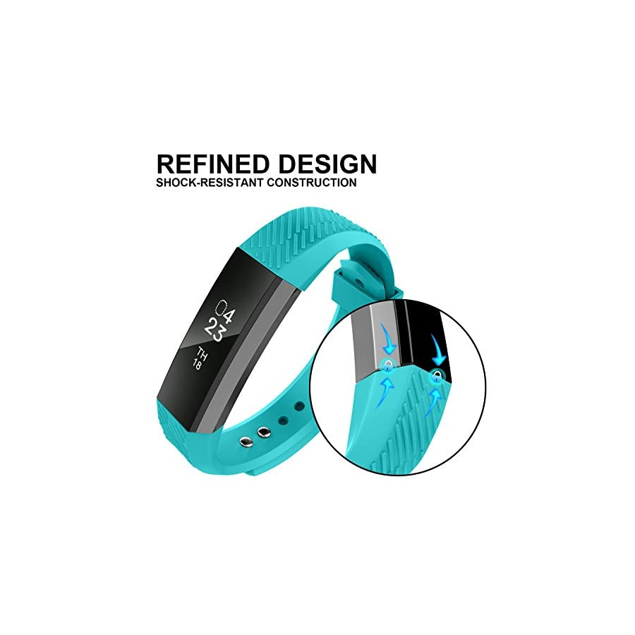 Greeninsync Compatible Fitbit Alta Bands, Replacement for Fitbit Alta HR Accessory Band Small/Large Watch Band for Fitbit Alta and Fitbit Alta HR Smartwatch Fitness Wristbands