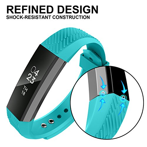 GreenInsync Fitbit Alta Bands, Fitbit Alta HR Accessory Replacement Band Small/Large Watch Band for Fitbit Alta and Fitbit Alta HR Smartwatch Fitness Wristbands