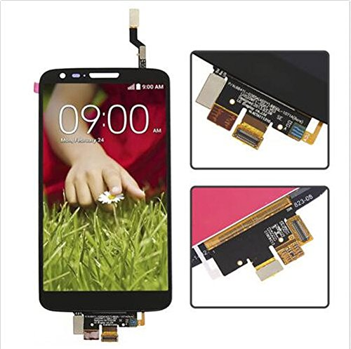Touch Screen Digitizer for LG G2 D802 (Black) - 8