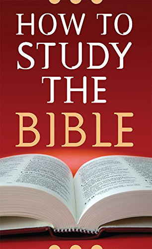 How to Study the Bible - Fort Mall Worth Texas