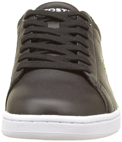 Lacoste Bl 1 Evo Sneaker Carnaby SPM Nero Blk Uomo 7qr7R4