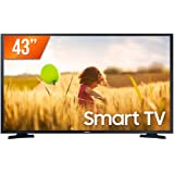 "Smart TV LED 43"" Samsung LH43BETMLGGXZD, 2HDMI, 1USB, Wifi, Tyzen"
