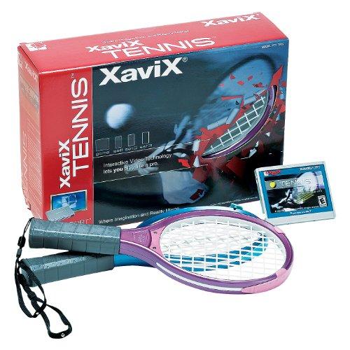 XaviX Tennis (EA) by FlagHouse