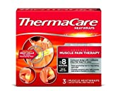 Thermacare Pain Therapy Heat Wraps, Muscle, 3 Count (Pack of 3) by Thermacare Bild