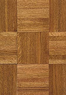 armstrong urethane parquet foam backing solid oak hardwood flooring honey - Oak Hardwood Flooring