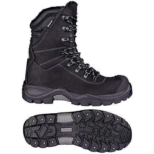 De S3 45 Tg8042045 Noir Toe Alaska Chaussures Taille Guard Sécurité x1UIPR