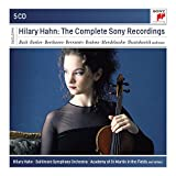 Music : Hilary Hahn - The Complete Sony Reco Rdings
