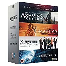 UHD 4 Film Collection