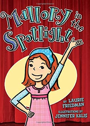 book cover of Mallory in the Spotlight