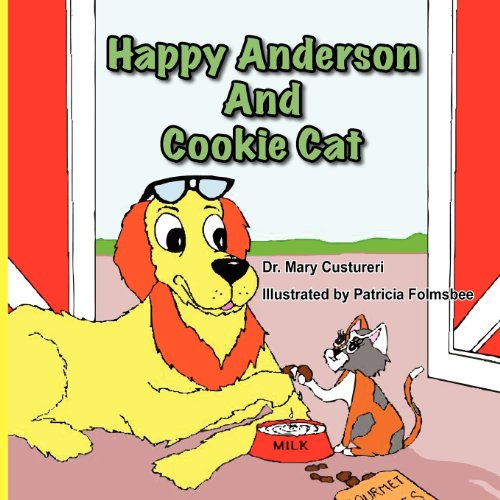 HA[PPY ANDERSON AND COOKIE CAT by Taylor and Seale Publishers