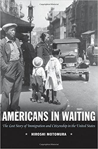 Any Suggestions on books about the treatment of foreign immigrants to the United States?