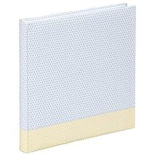 Hama Filigrana Azul, Amarillo álbum de Foto y Protector - Álbum de fotografía (300 mm, 300 mm, Azul, Amarillo, 80 Hojas, 10 x 15 cm, 1 Pieza(s))