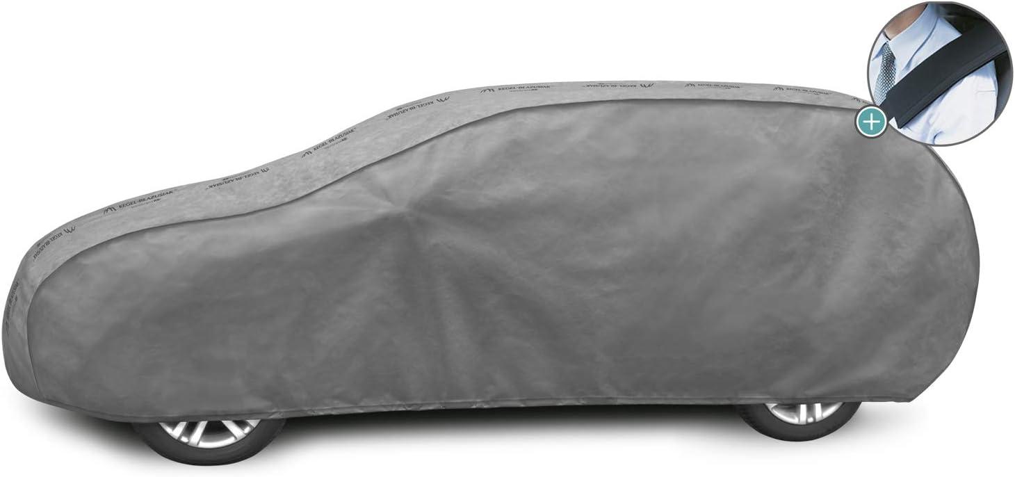 Autoplane Mg Xl Htb Kombi Vollgarage Geeignet Für Mercedes C Klasse S205 Ab 2013 Atmungsaktiv Schutzplane Autoabdeckplane Obere Membrane Wasserdicht Gurtschoner Auto