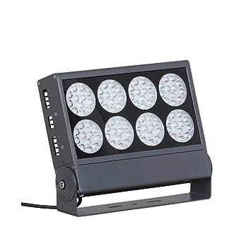 Proyector LED para exteriores, luz de pared rectangular de haz ...