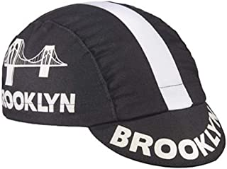 product image for Walz Caps Brooklyn Black Cotton Cycling CapNEW