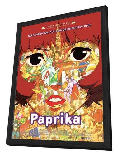Paprika Framed Movie Poster