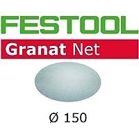 Festool 203305STF D150P150GR abrasivos Red, acero gris, Set