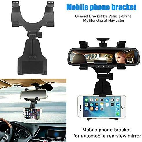 Dastrues Rear View Mirror Mount, Smartphone Stand, Smartphone ...