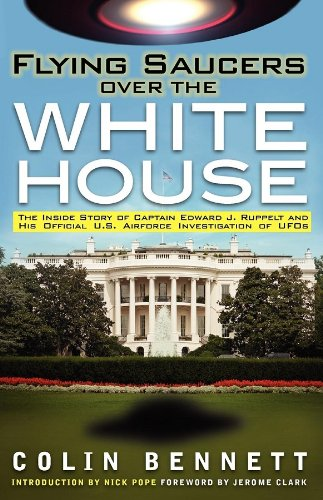 Flying Saucers over the White House