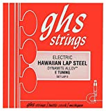 GHS Electric Hawaiian Lap Steel E-Tuning 13-56 LAP-E