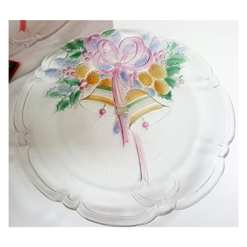 - Mikasa Festive Bells Hostess Platter
