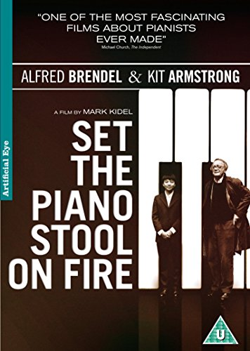 Armstrong Piano - Set the Piano Stool on Fire [Import anglais]