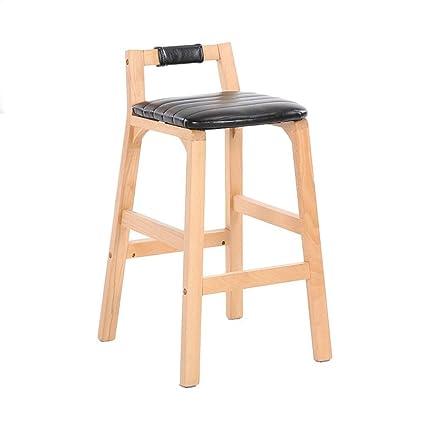 Fine Amazon Com Aiweasi Useful Home Furniture Qff Solid Wood Bar Machost Co Dining Chair Design Ideas Machostcouk