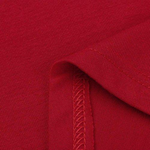 BZLine® Rosso BZLine® Maglione Donna Maglione Stampe 8TWW64z15