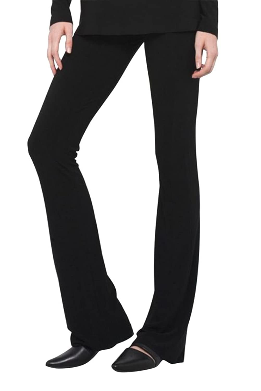 Norma Kamali Boot Pant - Black