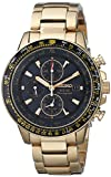 Seiko Men's SSC008 Alarm Chronograph Watch