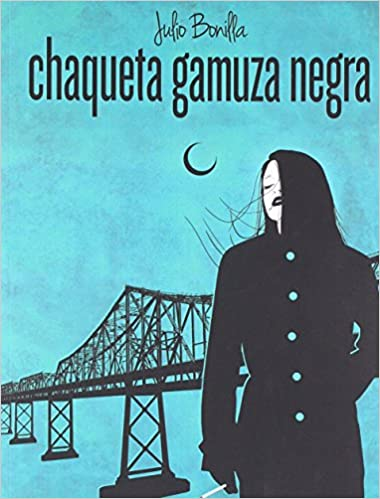 Chaqueta Gamuza Negra (Spanish Edition): Mr. Julio Bonilla ...
